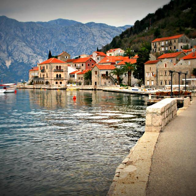 """""""Montenegro"""" stock image"""