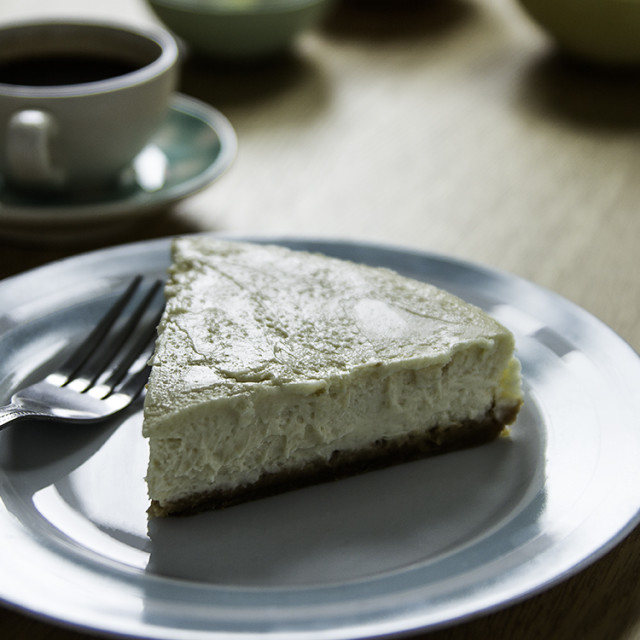 """Cheesecake"" stock image"
