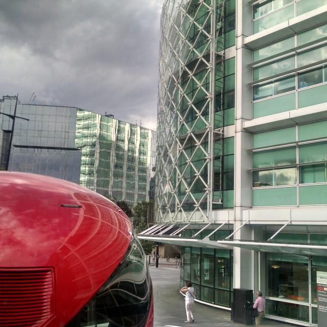 """UCHL, London"" stock image"