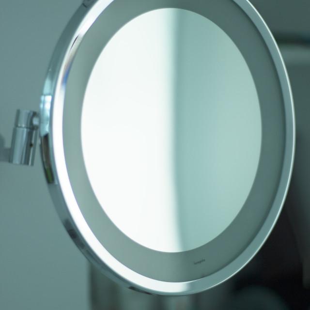 """Luxury hotel bathroom"" stock image"