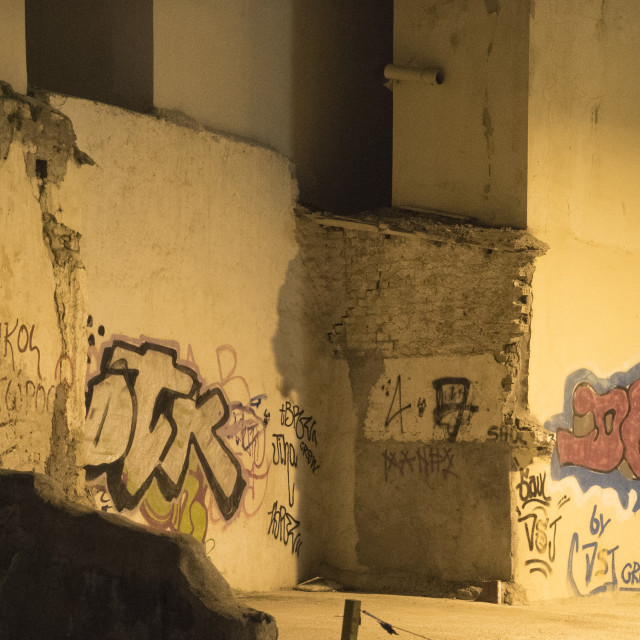 """Graffity"" stock image"