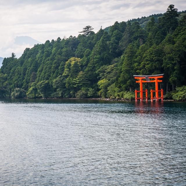 """Hakone"" stock image"
