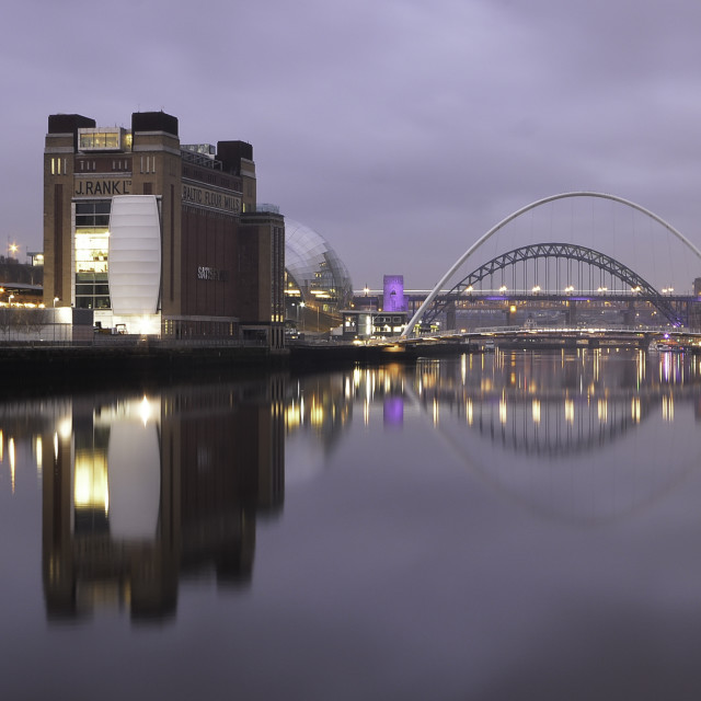 """River Tyne"" stock image"