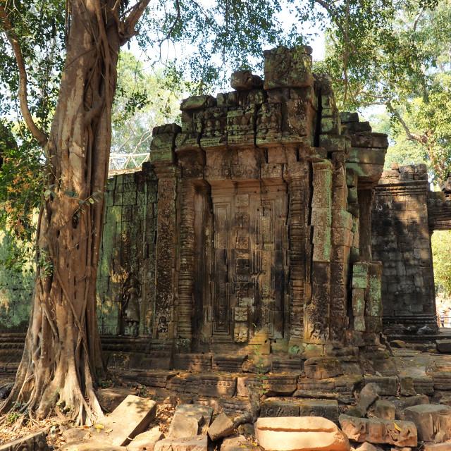 """angkor vat Cambodia"" stock image"