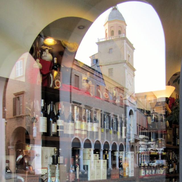"""""""Modena, Italy"""" stock image"""