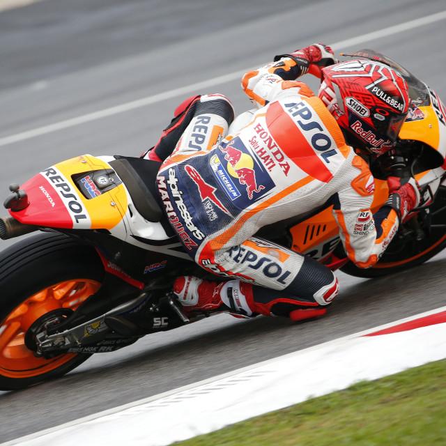 """Malaysia Grand Prix 2017"" stock image"