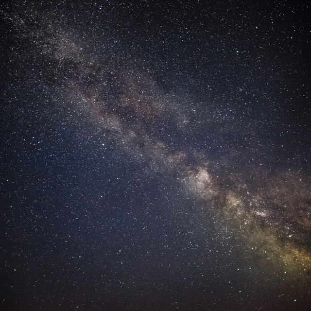 """Milky Way"" stock image"