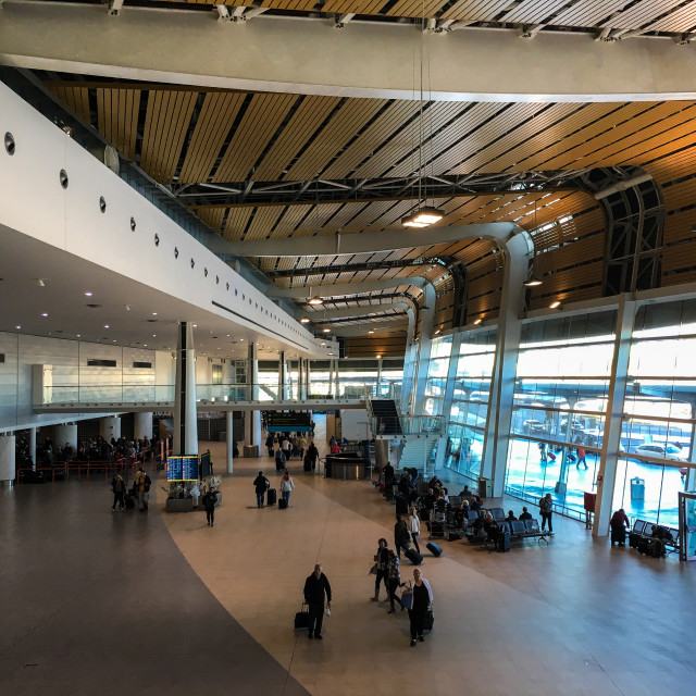 """Faro airport"" stock image"