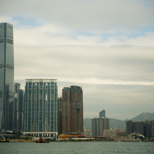 """Kowloon"" stock image"
