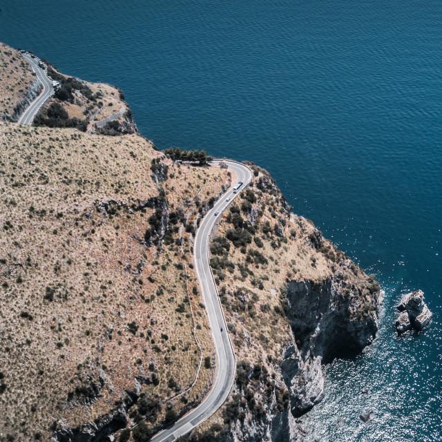 """""""Amalfi Coast, Italy"""" stock image"""