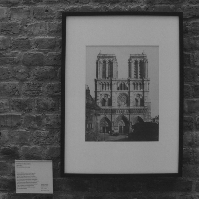 """""""Notre Dame"""" stock image"""