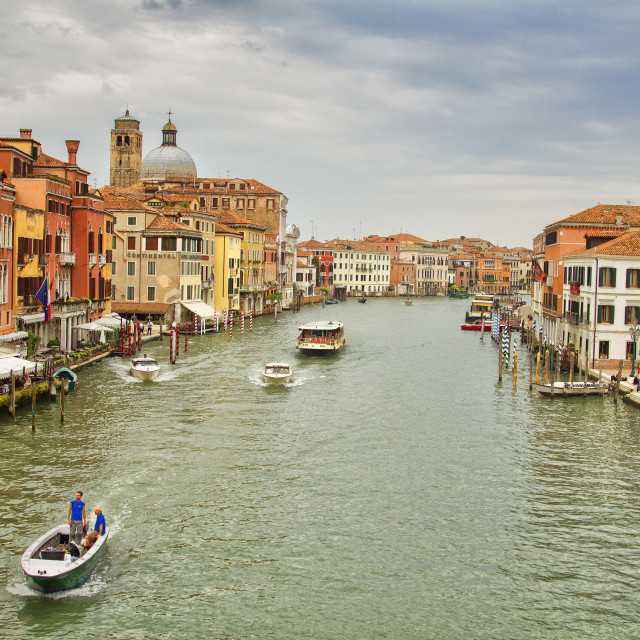 """""""Grand Canal"""" stock image"""