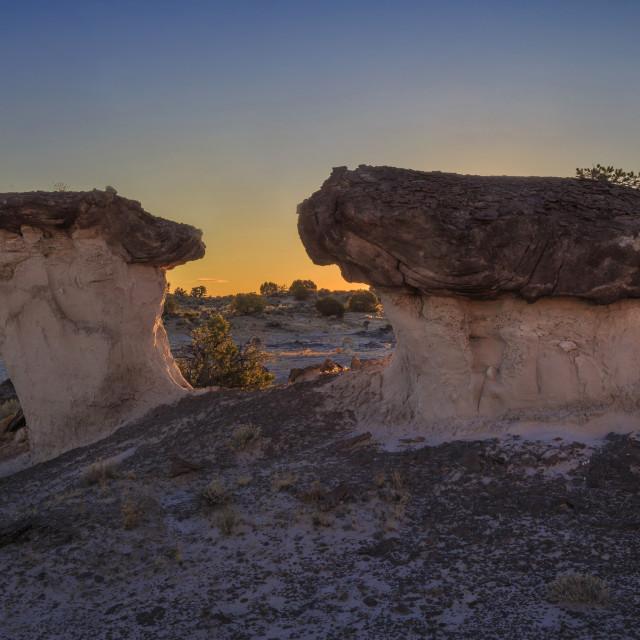 """""""Nageezi Rocks"""" stock image"""