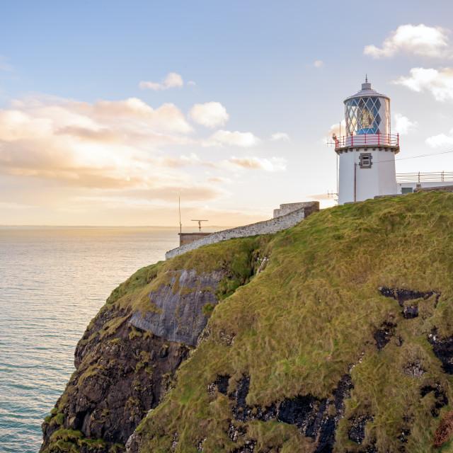 """Blackhead Lighthouse"" stock image"