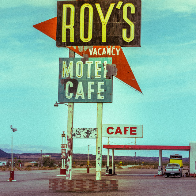 """Roys"" stock image"
