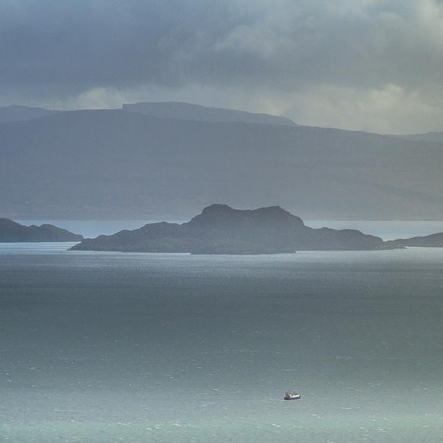 """Staffin, Isle Of Skye"" stock image"