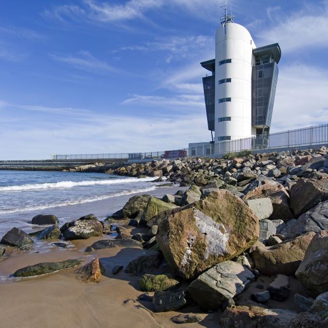 """""""Aberdeen Maritime Centre"""" stock image"""