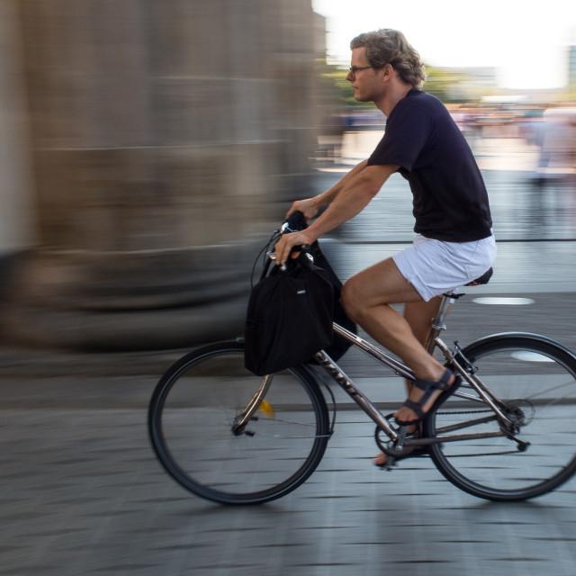 """Bike I"" stock image"