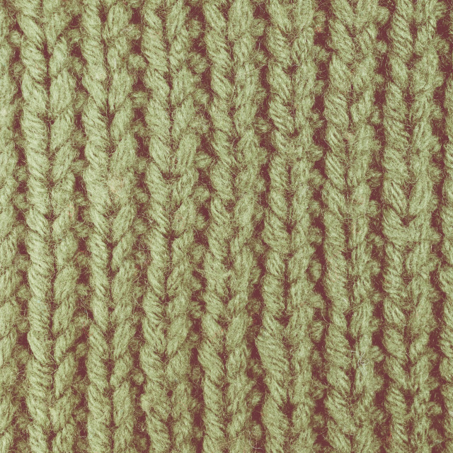 """""""hand made wool knitted fabric"""" stock image"""