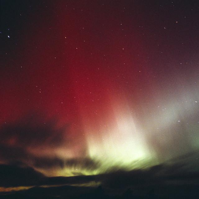 """Aurora Geln Dye"" stock image"