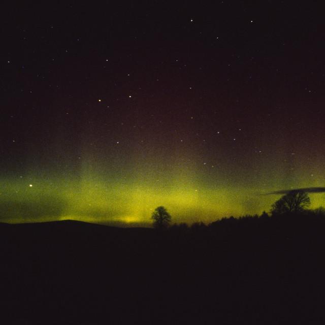 """""""Aurora The Neuk"""" stock image"""