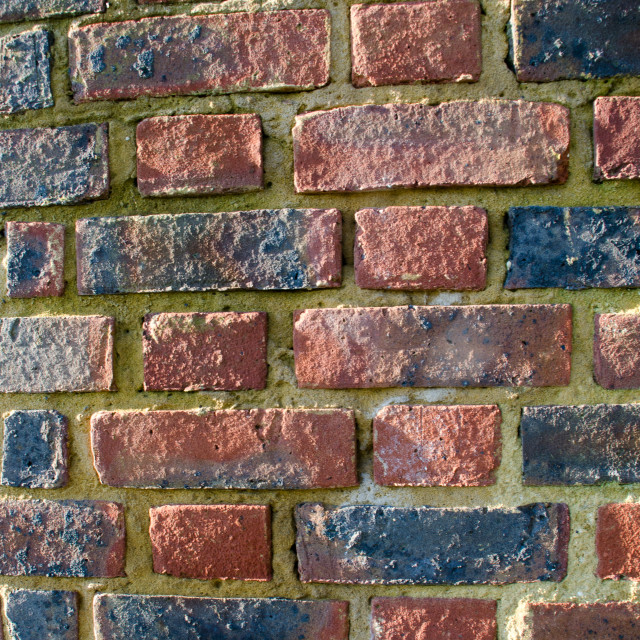"""Brick wall"" stock image"