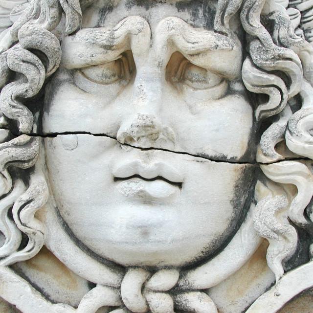 """""""Medusa"""" stock image"""