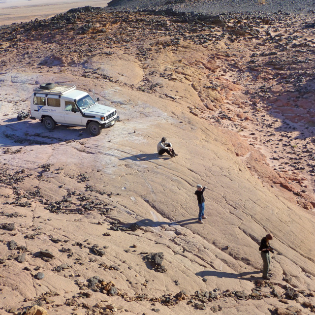 """Jeep Tour"" stock image"