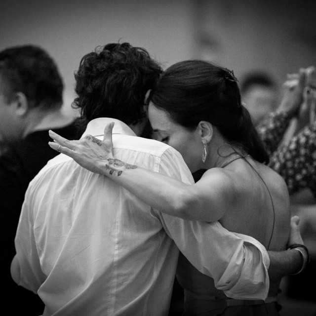 """Dance tango"" stock image"