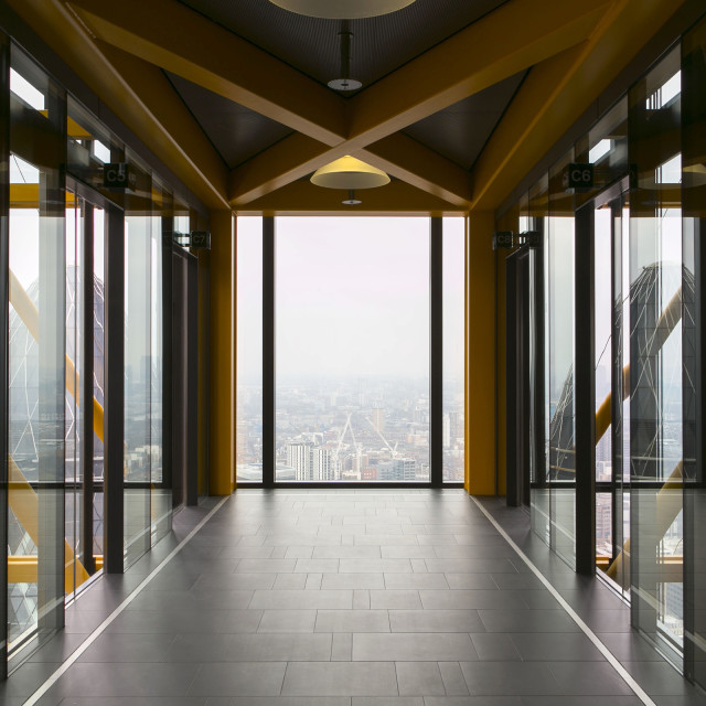 """Leadenhall Building"" stock image"