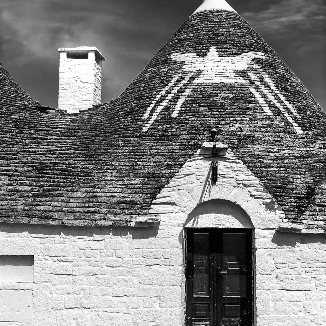 """Trullo"" stock image"