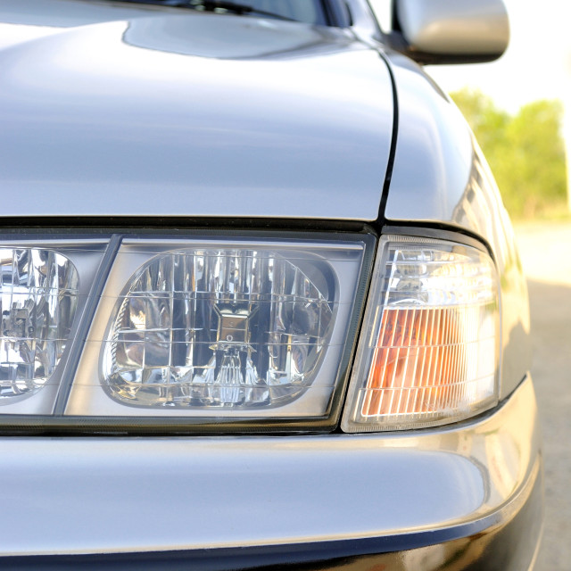 """headlight"" stock image"