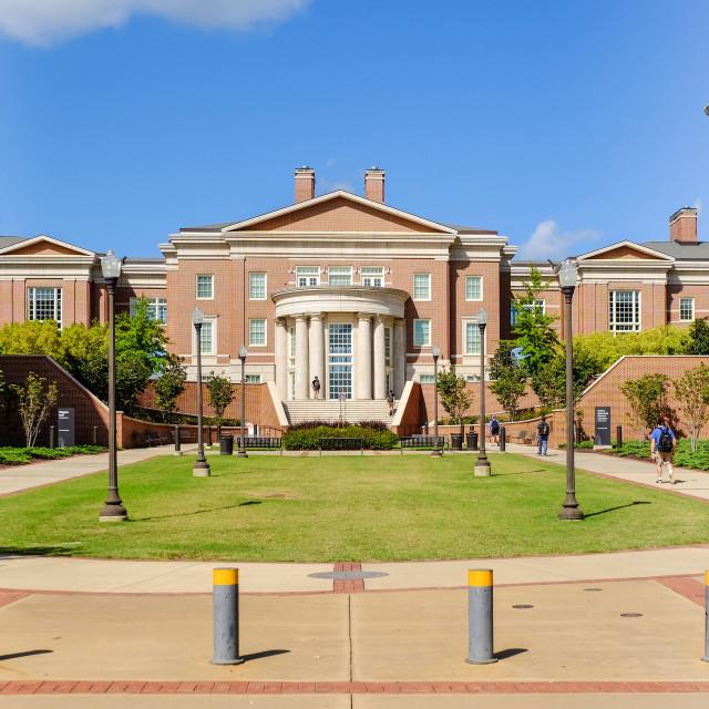 """Auburn University"" stock image"