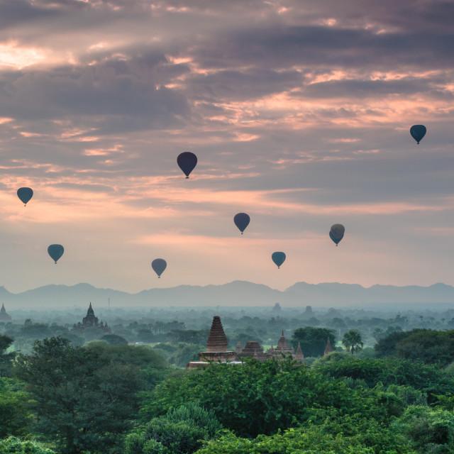 """""""Bagan"""" stock image"""