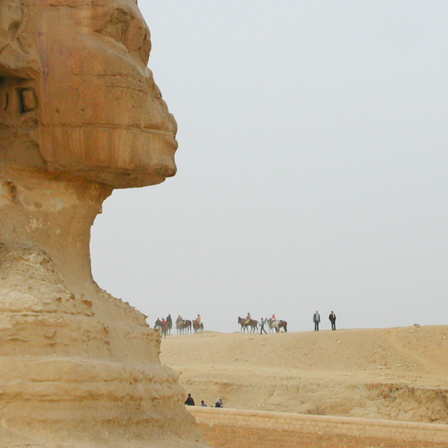 """Sphinx"" stock image"
