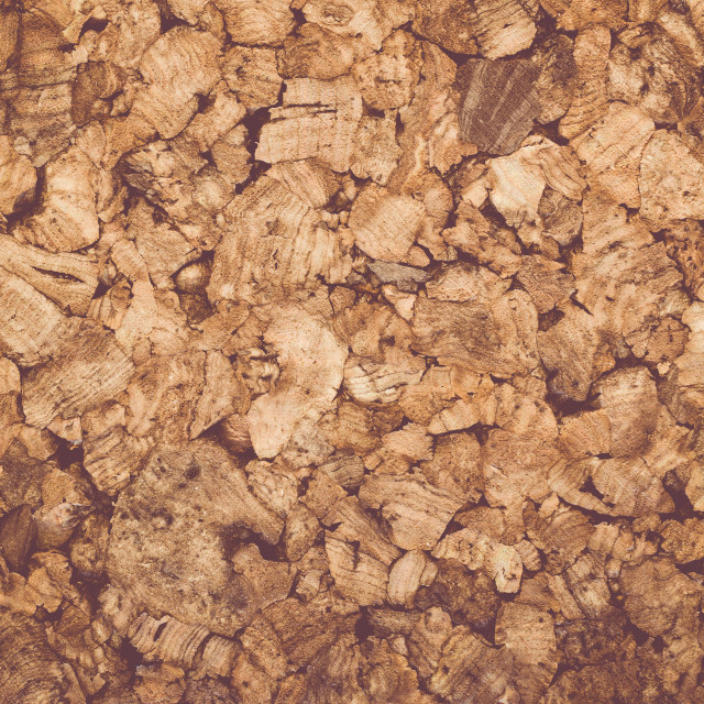 """thermal insulating compressed cork panels"" stock image"