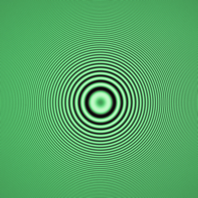 """abstract backgrounds - green diffraction patterns"" stock image"
