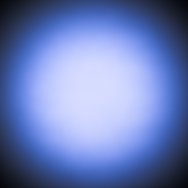 """bright blue light spot transition blurred background"" stock image"
