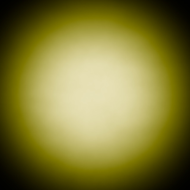 """bright yellow light spot transition blurred background"" stock image"