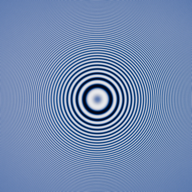 """""""abstract backgrounds - blue and white diffraction patterns"""" stock image"""
