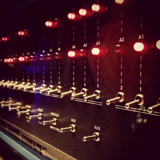 """""""An Altair 8800"""" stock image"""