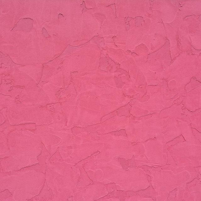 """Decorative pink dark stucco wall."" stock image"