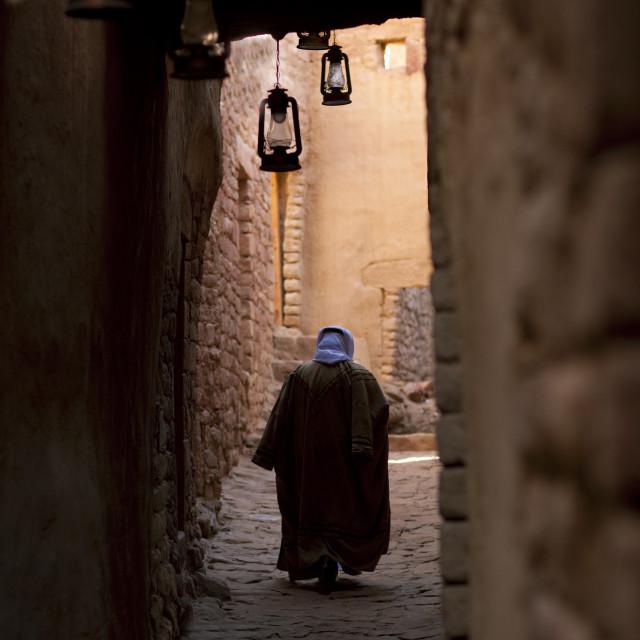 """Al ula old town, Saudi arabia"" stock image"