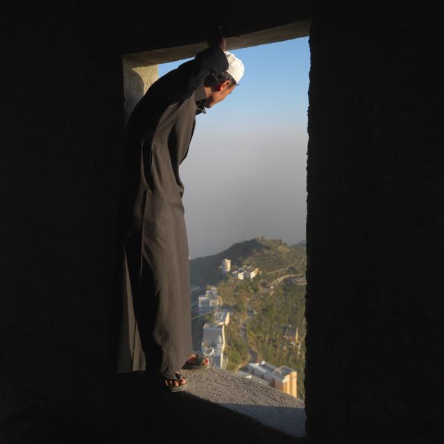 """Al faifa, Saudi arabia"" stock image"