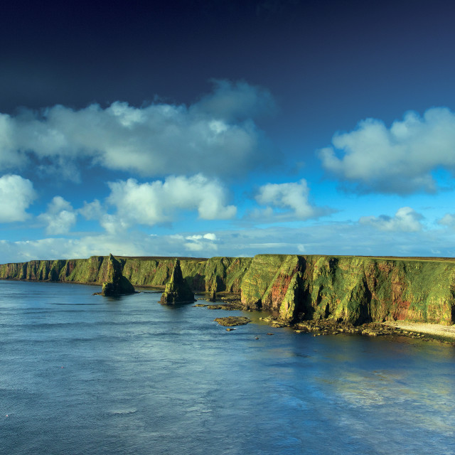 """""""Duncansby"""" stock image"""