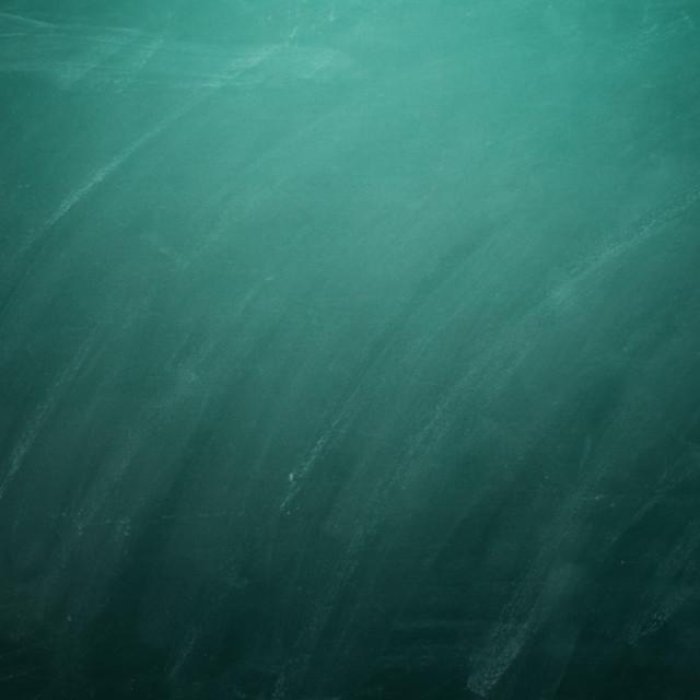 """""""Green background. Green board. Chalkboard"""" stock image"""
