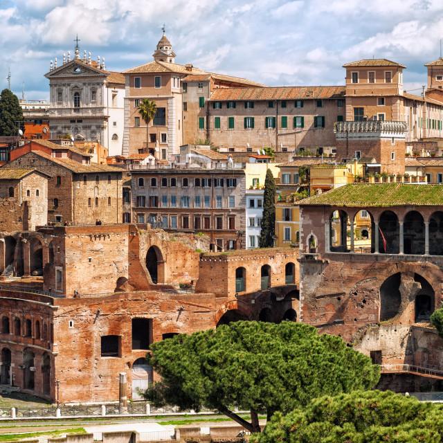 """Rome, Italy"" stock image"