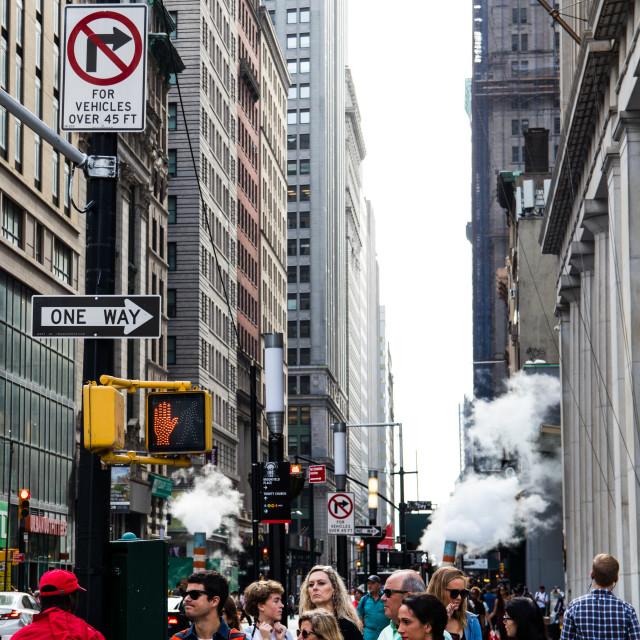 """New York XII"" stock image"