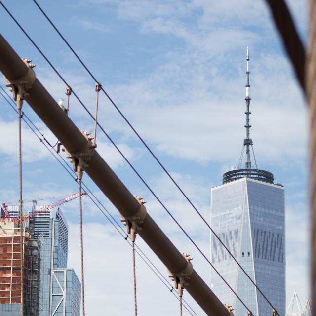 """""""New York XX"""" stock image"""