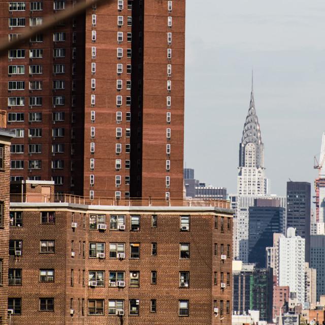 """""""New York XIX"""" stock image"""